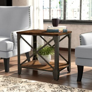 Best Reviews Beckfield End Table by Trent Austin Design