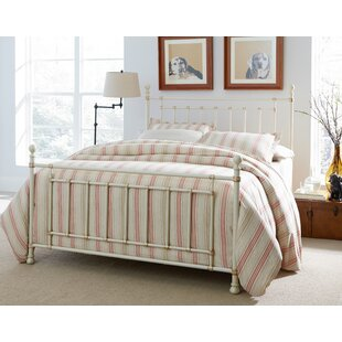 Charlton Home Hirsh Panel Bed