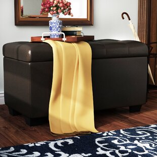 Christen Storage Ottoman by Winston Porter