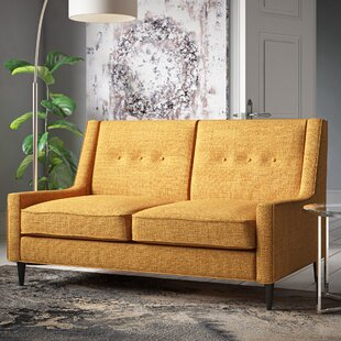 Augusta Plaza Loveseat By George Oliver