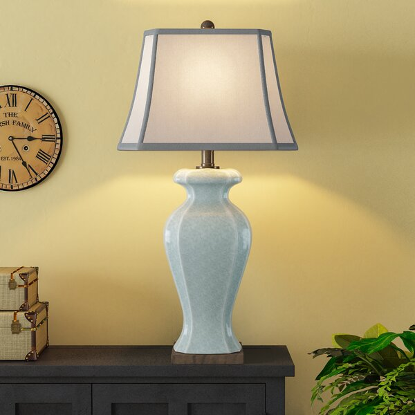 Winthrop 29 Green Table Lamp by Darby Home Co