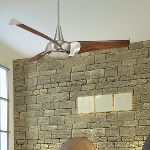 Coupon 55 Dilbeck 3-Blade Ceiling Fan By Corrigan Studio