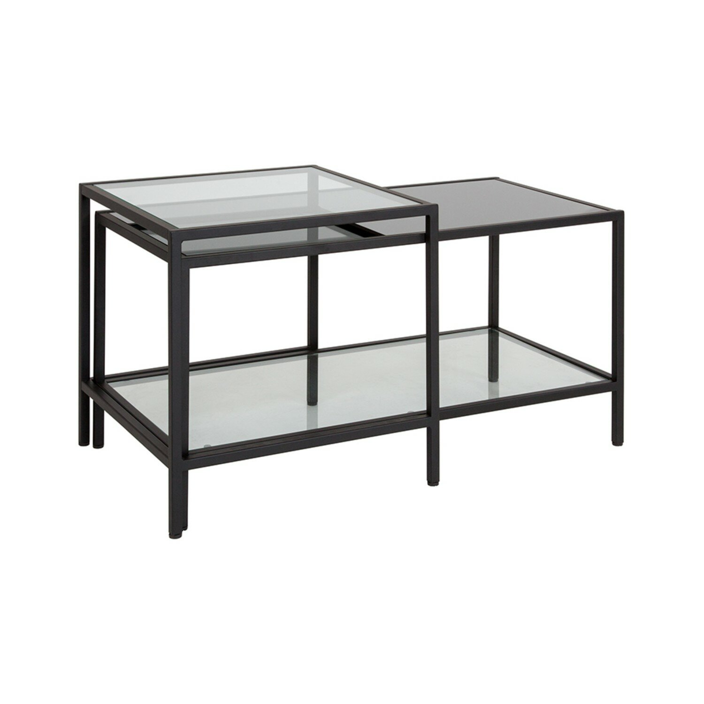 Elle 2 Piece Coffee Table Set