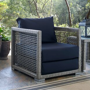 Highland Dunes Cassiopeia Patio Chair wit..
