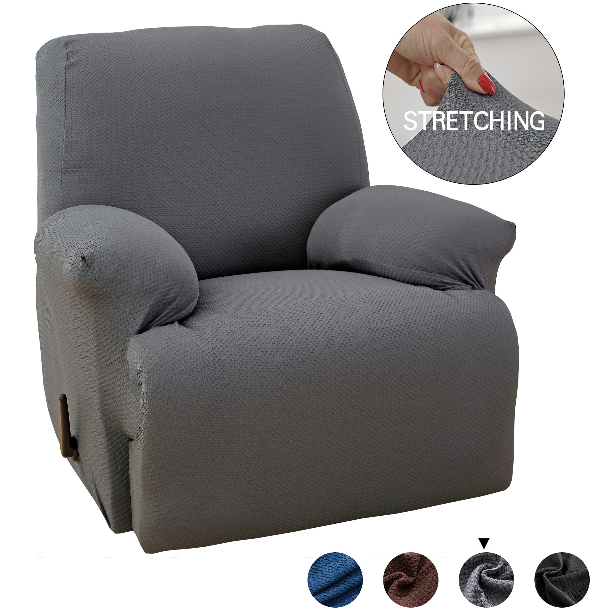 Picture of: Slipper Chair Slip Cover All Slipcovers You Ll Love In 2020 Wayfair