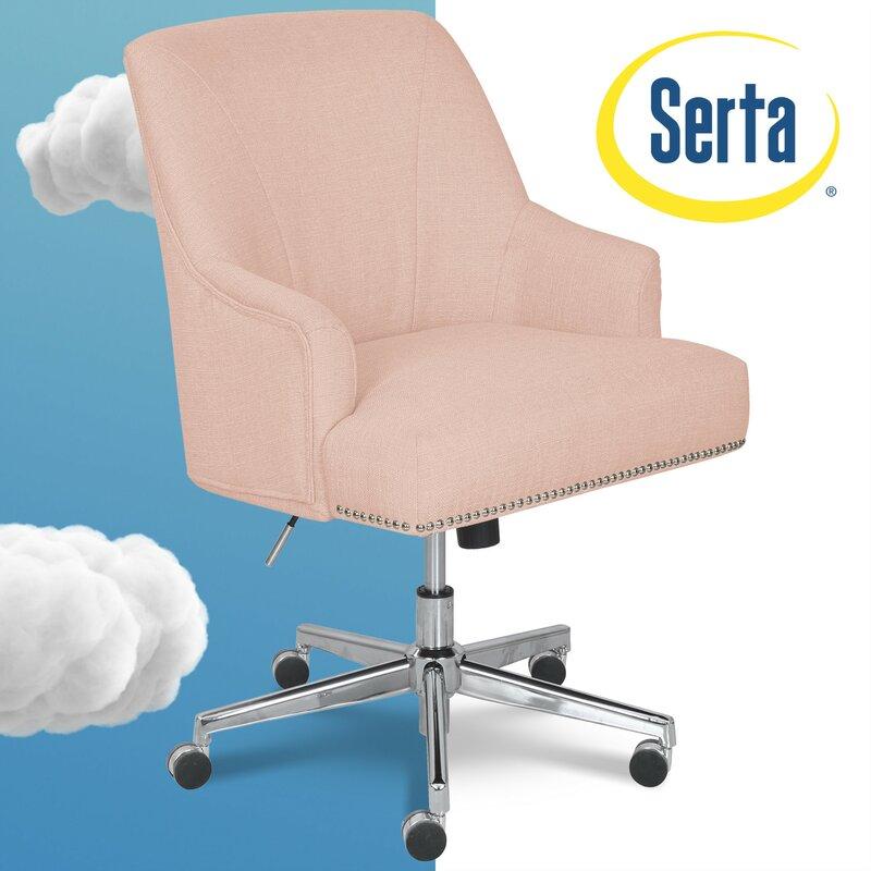 Serta Leighton Task Chair Reviews Birch Lane