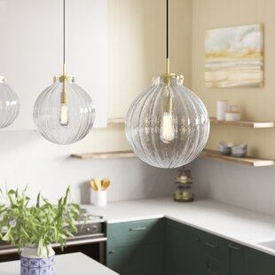 Nevels 1-Light Globe Penda..