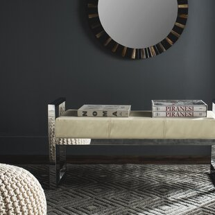 Willa Arlo Interiors Kearse Upholstered Bench