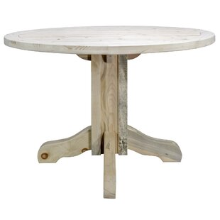 Abella Patio Wooden Dining Table
