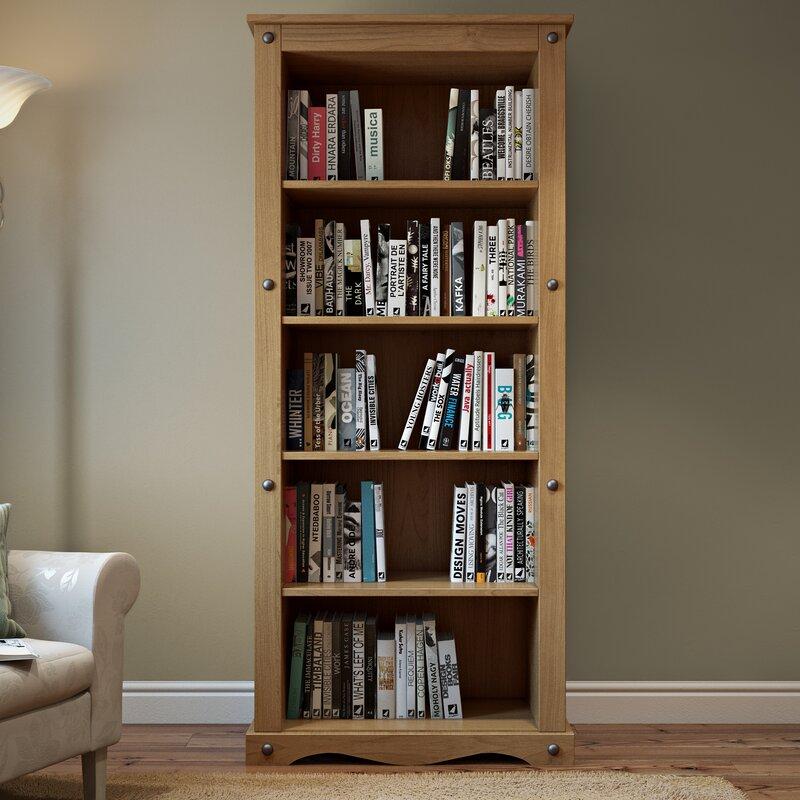 Traditional Corona Bookcase