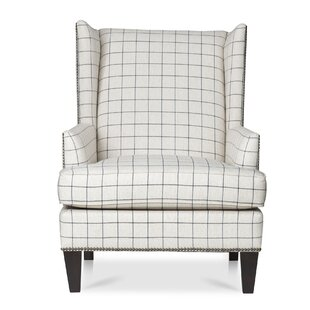 Lauren Wingback Chair by Stone & Leigh™ Furniture