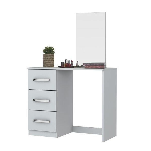 Bedroom Vanity With Drawers Wayfair
