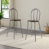 Sofie Bar & Counter Stool (Set of 2) by Gracie Oaks