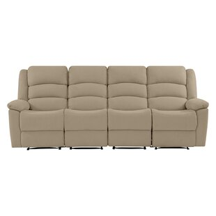 Reviews Romarin Reclining Sofa by Red Barrel Studio Reviews (2019) & Buyer's Guide