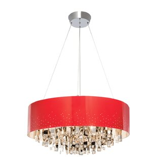 Élan Lighting Vallo 12-Light Chandelier