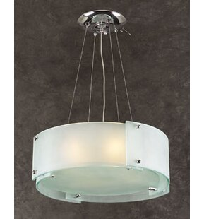 Melton Drum Pendant by Orr..