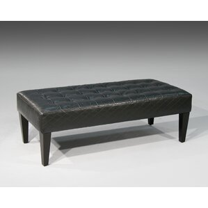 David Tufted Occasional Ottoman by Sage Avenue