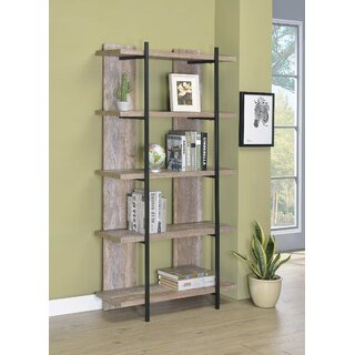Amina Etagere Bookcase by Millwood Pines SKU:CE133927 Reviews