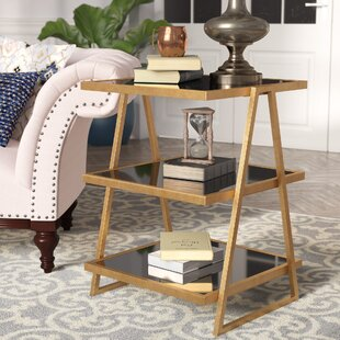 Reviews Brocklehurst Glass End Table By Willa Arlo Interiors