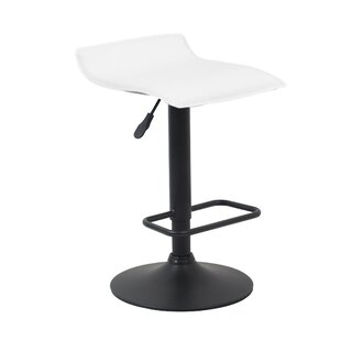 Fulks Height Adjustable Bar Stool (Set Of 2) By 17 Stories