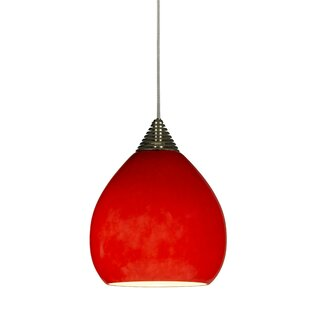 Latitude Run Wilbraham 1-Light Cone Pendant