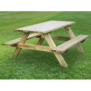Picknicktisch Katrina von Zest 4 Leisure