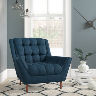 Freeborn Armchair by Ivy Bronx