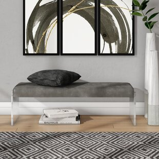 Utley Upholstered Bench by Orren Ellis