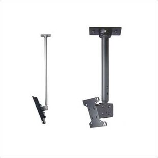 Peerless TV and Projector Tilt/Swivel Universal Ceiling Mount for 13