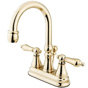 Madison Centerset Bathroom Faucet with Drain Assembly By Elements of Design