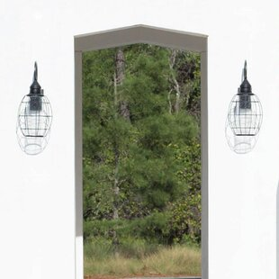New Castle Outdoor Wall Lantern by Hinkle..