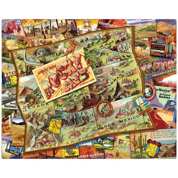 12 x 15 Magic Slice Non-Slip Flexible Randy Rooster Cutting Board