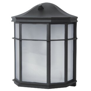 Nicholas LED Outdoor Flush Mount By Winston Porter Outdoor Lighting