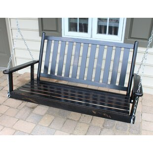 Asheboro Porch Swing by Dixie Seating Company