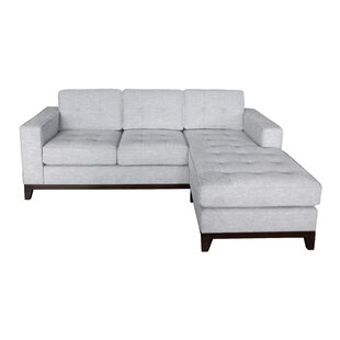 Edicott Modern Reversible Sectional
