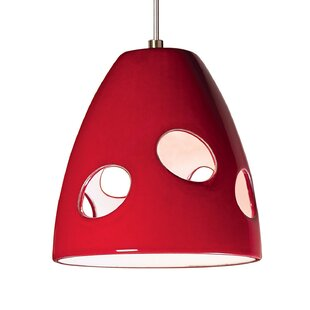 A19 Milano 1-Light Cone Pendant