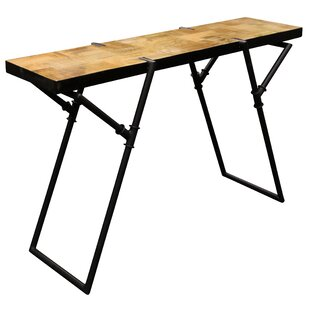 Affordable Price Dalton Console Table ByWilliston Forge