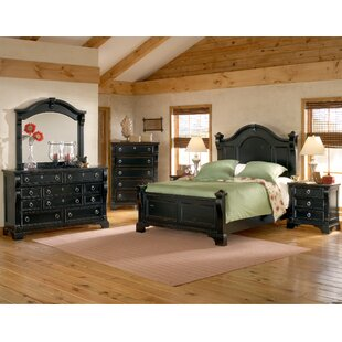 Rosehill Panel Configurable Bedroom Set by Lark Manor