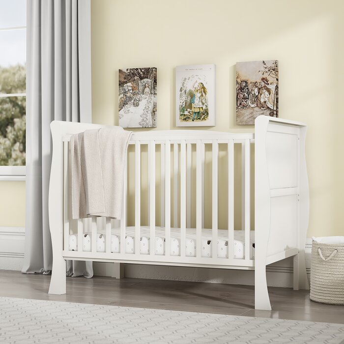 buy online add72 fc7e2 Jonathan City Cot Bed with Mattress