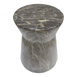 Maybery Accent Stool by World Menagerie