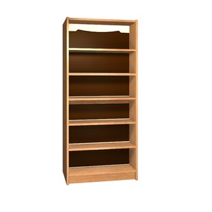 Great Reviews Glacier Standard Bookcase Ironwood