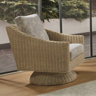 Cavaillon Swivel Armchair By August Grove