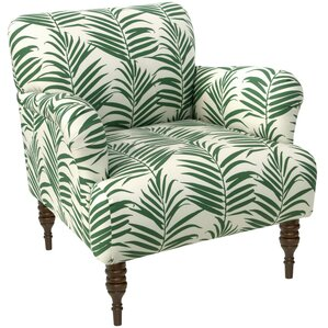 Kearney Armchair by Bay Isle Home
