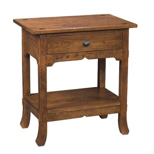 Affordable Price 1 Drawer Nightstand by MacKenzie-Dow