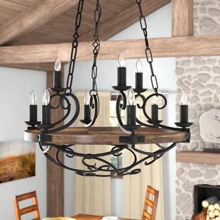 Cowan 9-Light Candle Style Chandelier