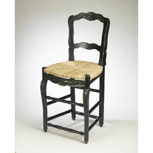 Galliher 24.5 Bar Stool August Grove