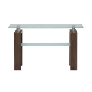 Heiden Console Table by Wrought Studio