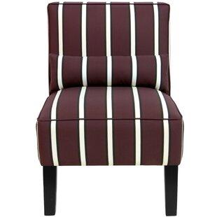 Ivy Bronx Grimaldo Slipper Chair