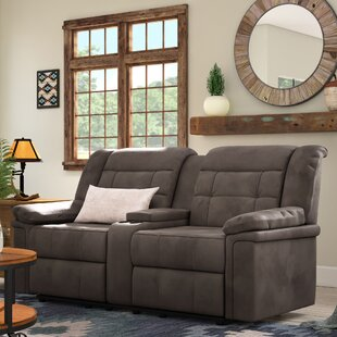 Serta Upholstery Charlestown Double Recliner Reclining Sofa