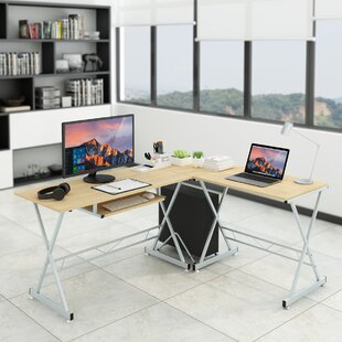 Sudbury L-Shape Corner Executive Desk